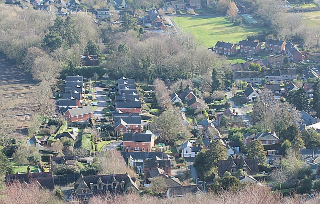 Assarts,  Malvern Wells