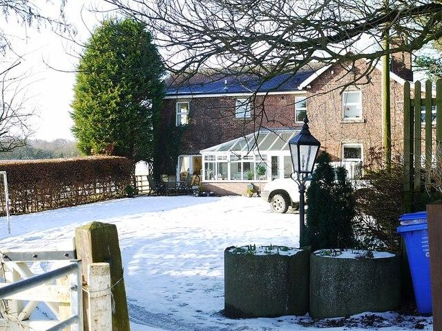 'Station House', Heddon Haughs