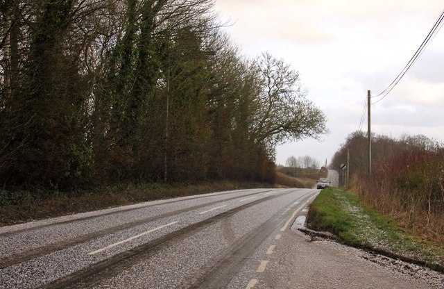 The B482 to Marlow