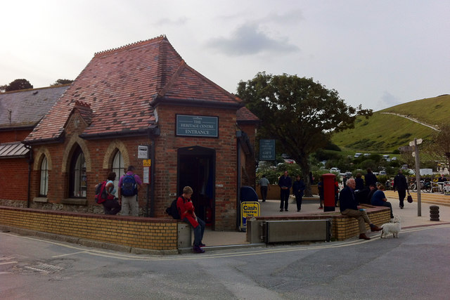 Heritage Square Commons >> Heritage Centre at Lulworth Cove © Phil Champion :: Geograph Britain and Ireland