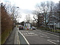 TQ3372 : View of the tollgate from College Road #4 by Robert Lamb