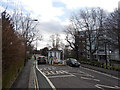 TQ3372 : View of the tollgate from College Road #5 by Robert Lamb