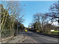 TQ3473 : View along Dulwich Common #3 by Robert Lamb