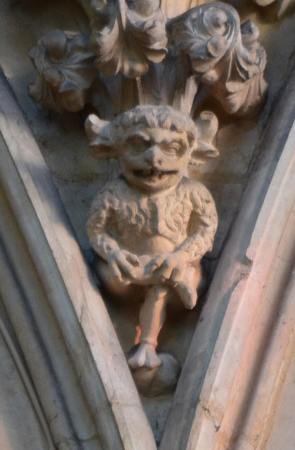 The Lincoln Imp Lincoln Cathedral 169 Julian P Guffogg Cc
