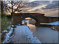 SD7908 : Withins Bridge, Manchester, Bolton and Bury Canal by David Dixon