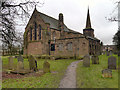 SJ5894 : Emmanuel Church, The Parish Church of Newton-in-Makerfield by David Dixon