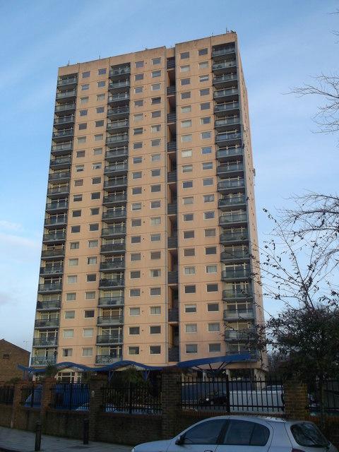Landmark Heights, Clapton Park