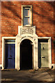 SK7953 : Lenton Terrace by Richard Croft