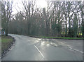 SU6457 : Vyne Road junction with Morgaston Road by Stuart Logan