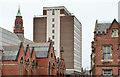 J3372 : Former libraries, Queen's University, Belfast (2013-1) by Albert Bridge
