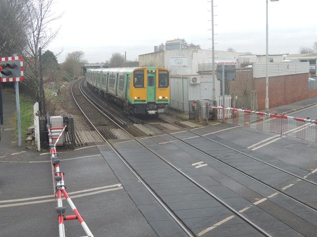 Level Crossing - Bedhampton