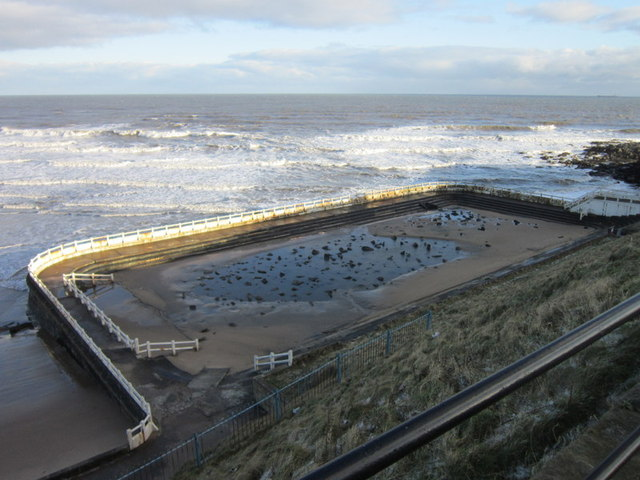 Tynemouth Outdoor Swimming Pool