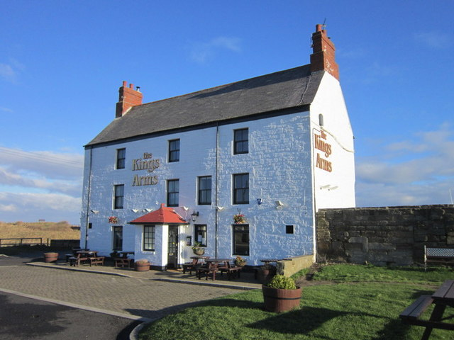Kings Arms, Seaton Sluice