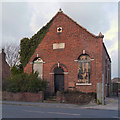 SJ5596 : Providence Strict Baptist Chapel, Haydock by David Dixon
