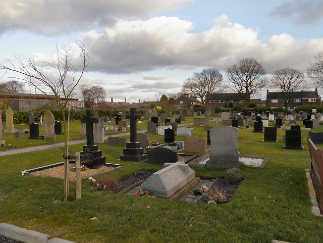 The Cemetery, Burtonwood