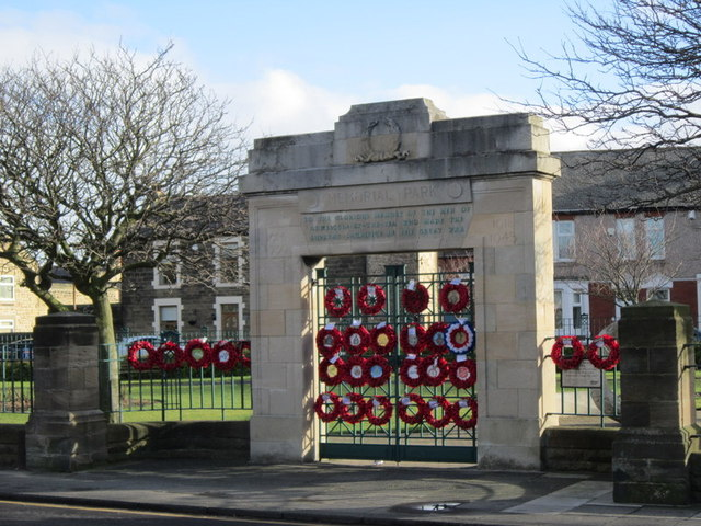 Memorial Archway, Newbiggin-by-the-Sea