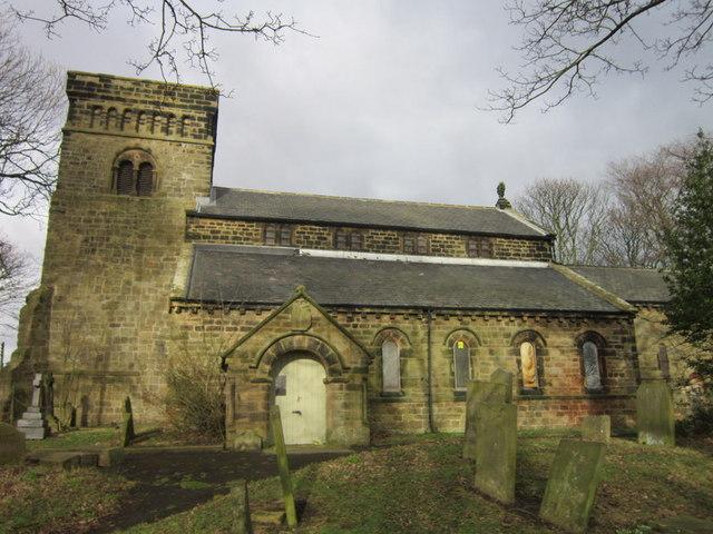 Church of St Mary the Virgin, Woodhorn