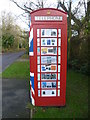 TQ5961 : Telephone kiosk on Plaxdale Green Road by Ian Yarham