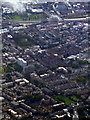 TQ3483 : Bethnal Green from the air by Thomas Nugent