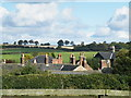 SK3898 : Top of the Village, from Church Drive, Wentworth, near Rotherham by Terry Robinson