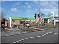 SE3039 : The co-operative food - Harrogate Road by Betty Longbottom