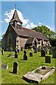 TQ2250 : St Mary the Virgin, Buckland by Ian Capper