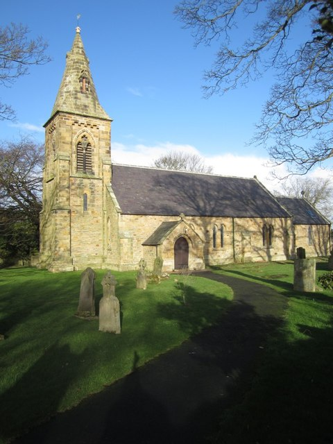 Church of St Peter, Scremerston