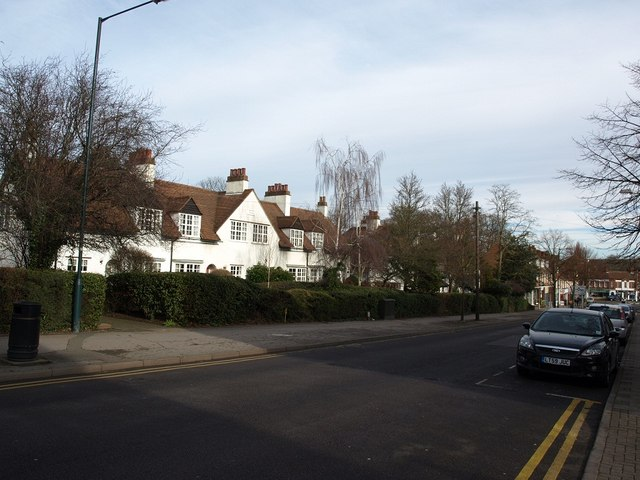 Station Road, Letchwoth