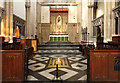 TQ2883 : St Michael, Camden Road - Chancel by John Salmon