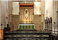 TQ2883 : St Michael, Camden Road - Sanctuary by John Salmon