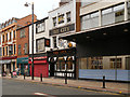 SJ8498 : Oldham Street, The City Pub by David Dixon