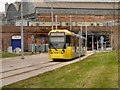 SJ8597 : Metrolink, Baird Street by David Dixon