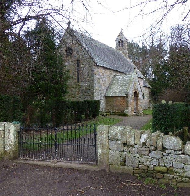Church of the Holy Trinity, Old Bewick