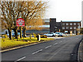 SJ5492 : Bold Industrial Park, Neills Road by David Dixon