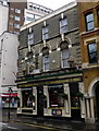 TQ2979 : Adam and Eve Public House, Petty France, Westminster by PAUL FARMER