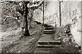 J4982 : Steps, Bangor by Rossographer