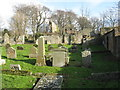 NT0882 : Rosyth Church and Burial Ground by M J Richardson