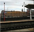 SJ8989 : The view from Stockport Station by Gerald England
