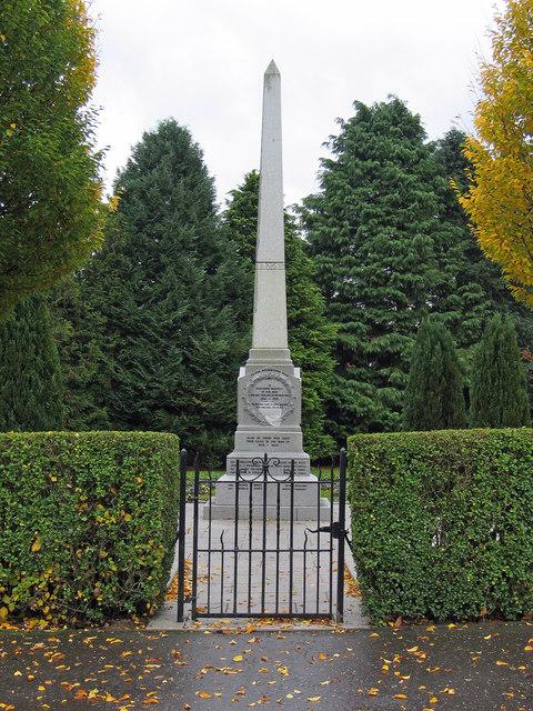 War Memorial At Edzell 169 Trevor Littlewood Cc By Sa 2 0