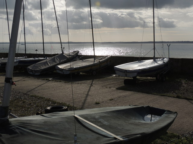Sailing Club Compound -  Lee on the Solent