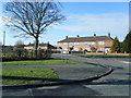 SJ3876 : Woodchurch Lane from Overpool Road by Colin Pyle