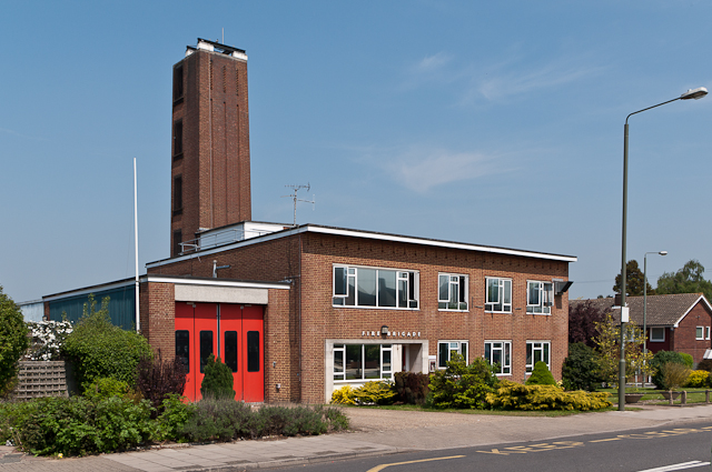 Orpington Fire Station Meeting Room