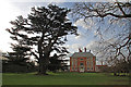 TQ3398 : Cedar of Lebanon, Forty Hall, Enfield by Christine Matthews