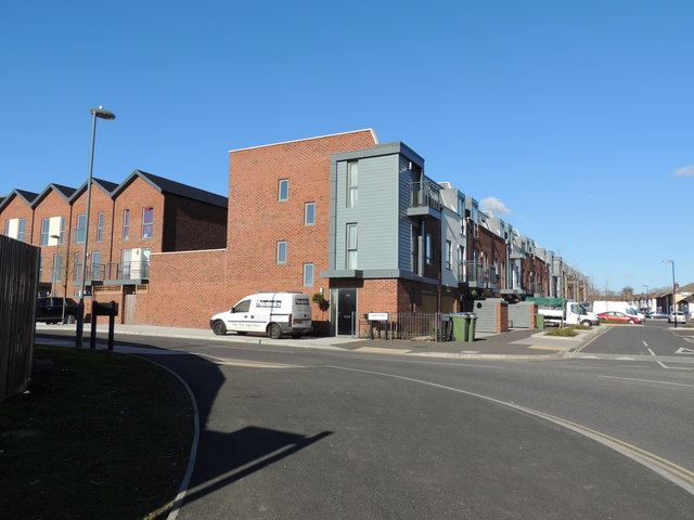 New Housing - Woolston