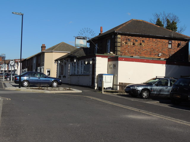The Ship Inn - Woolston