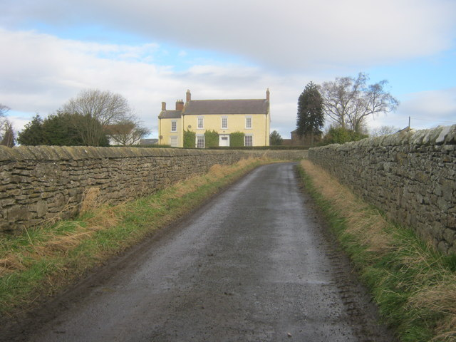 Wakerfield Hall