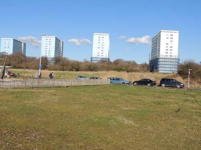 Canberra Towers - Weston Shore