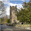 NY3307 : Grasmere Parish Church by David Dixon