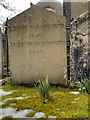 NY3307 : Grasmere, Wordsworth's Grave by David Dixon
