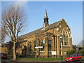 TQ1679 : St Paul's Church, Northfield by Richard Rogerson